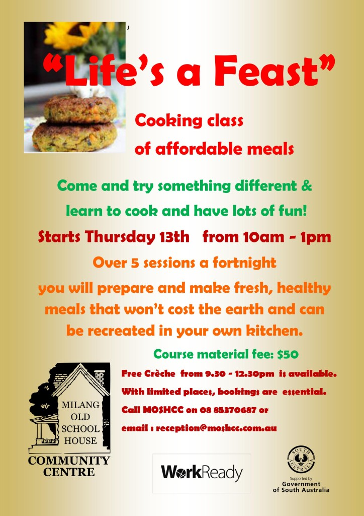 Cooking Class call 0885370687 for more information